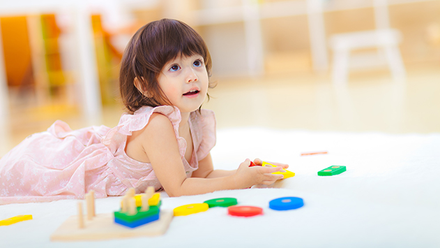 Imagination Forms During the Baby and Toddler Years