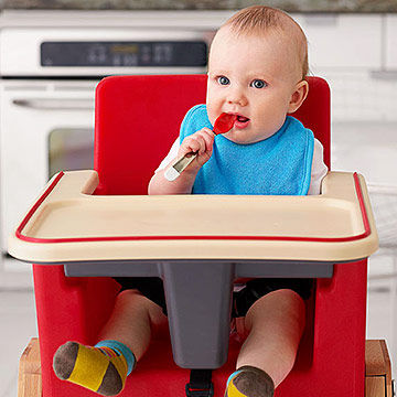 Choosing The Perfect Baby High Chair